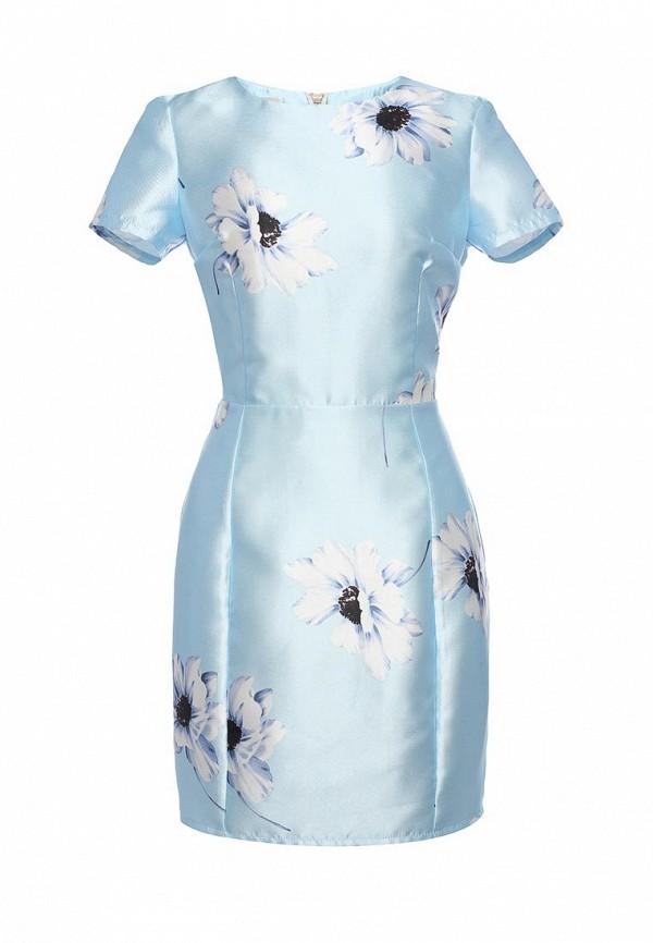 Платье Tutto Bene Tutto Bene TU009EWSID53 недорго, оригинальная цена