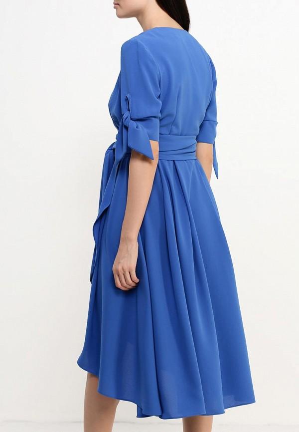 Фото 8 - женское платье Tutto Bene синего цвета