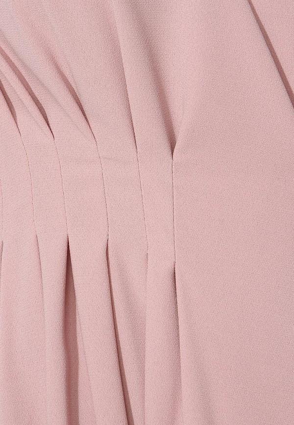 Фото 10 - женское платье Tutto Bene розового цвета