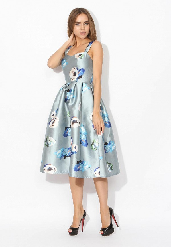 Платье Tutto Bene Tutto Bene TU009EWTYI85 цена 2017