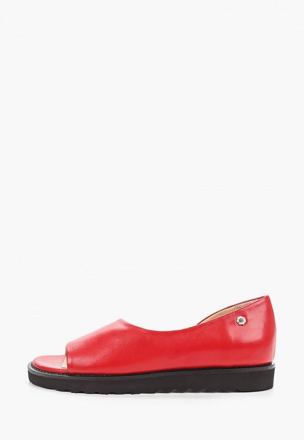 женские сандалии tuffoni, красные