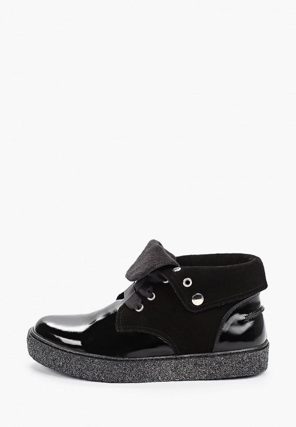 женские ботинки tuffoni, черные