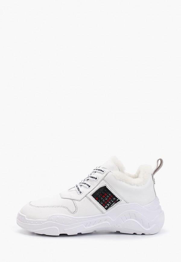 женские кроссовки tuffoni, белые