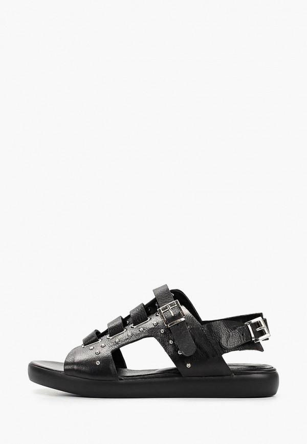 женские сандалии tuffoni, черные