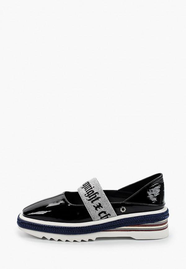 женские туфли tuffoni, черные