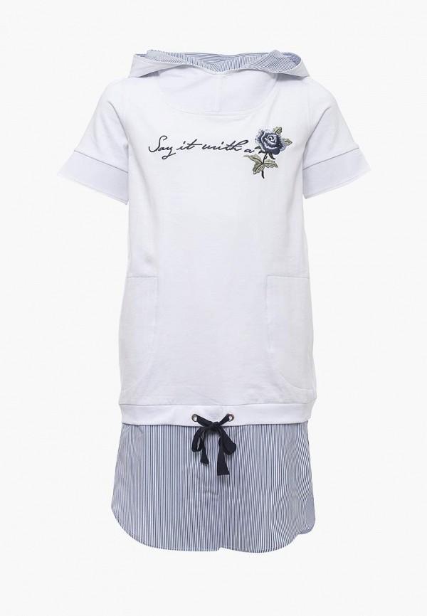 Купить Платье Twin-Set Simona Barbieri, tw005egaozr1, белый, Весна-лето 2018