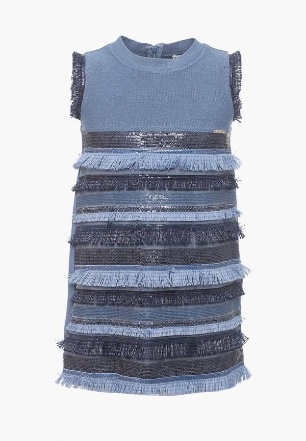Платье джинсовое Twin-Set Simona Barbieri Twin-Set Simona Barbieri TW005EGAOZS1 леггинсы twinset simona barbieri ps828f 00006