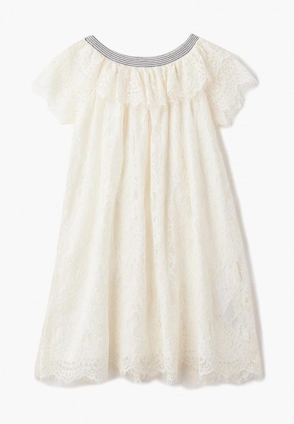 Купить Платье Twin-Set Simona Barbieri, tw005egaozt4, белый, Весна-лето 2018