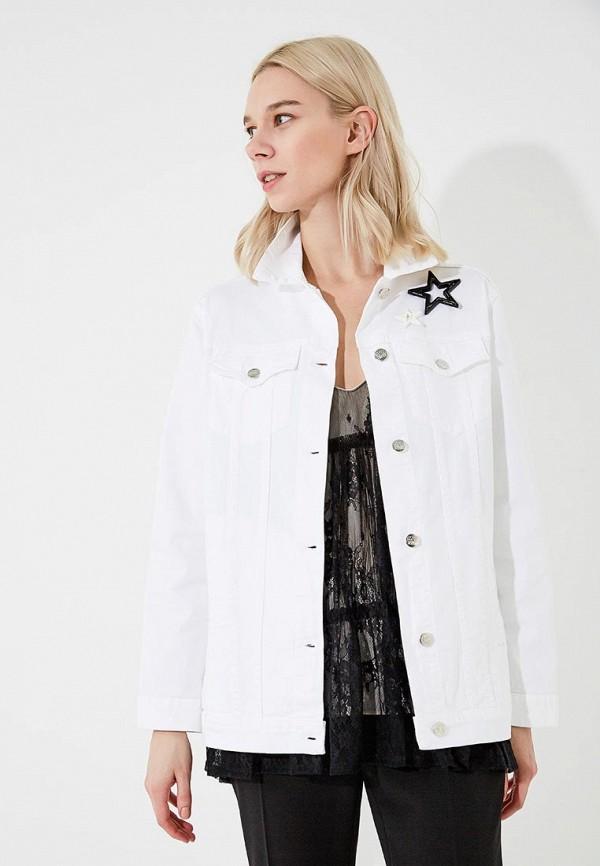 Куртка джинсовая Twin-Set Simona Barbieri Twin-Set Simona Barbieri TW005EWZLX40