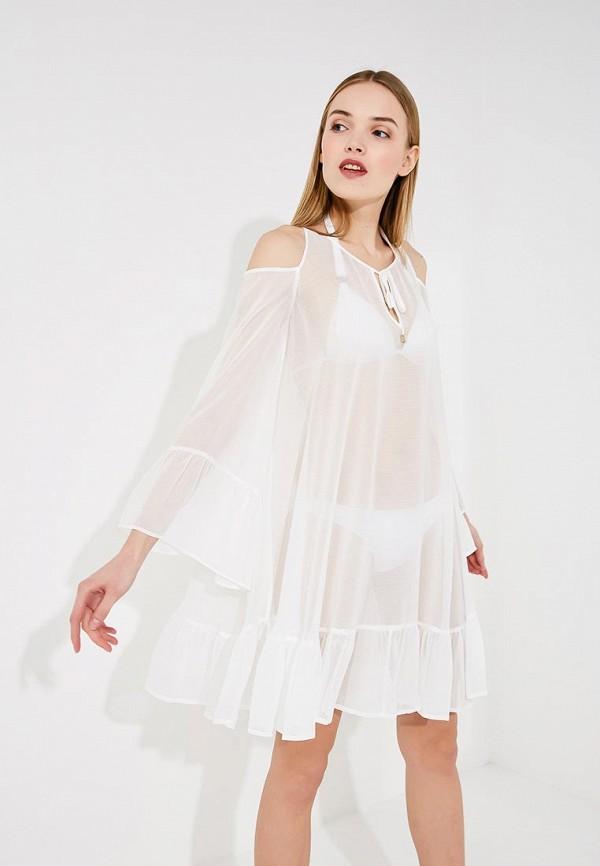 Платье пляжное Twin-Set Simona Barbieri Twin-Set Simona Barbieri TW005EWZLY70 цены онлайн