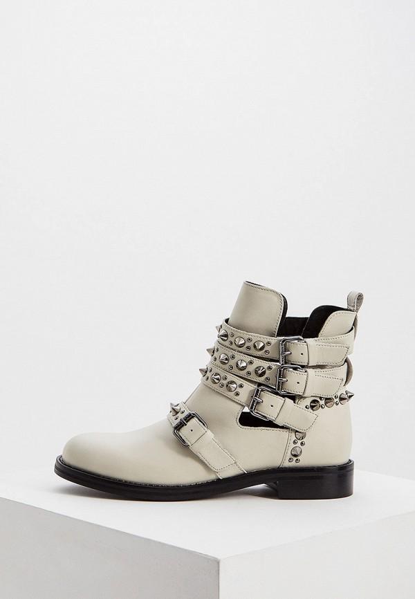 купить Ботинки Twinset Milano Twinset Milano TW008AWFMVY8 по цене 27200 рублей