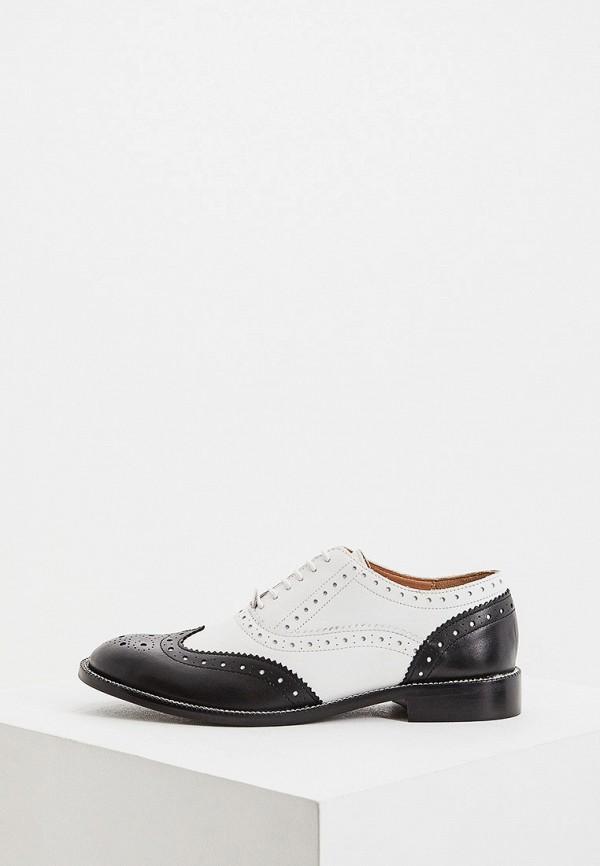 купить Ботинки Twinset Milano Twinset Milano TW008AWFMVZ3 по цене 25200 рублей