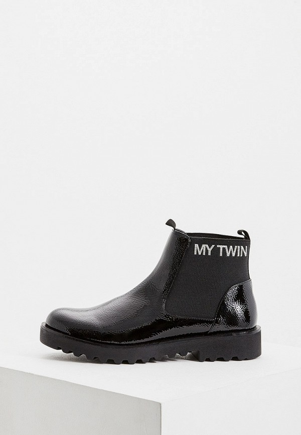 купить Ботинки Twinset Milano Twinset Milano TW008AWFZVK0 по цене 14500 рублей