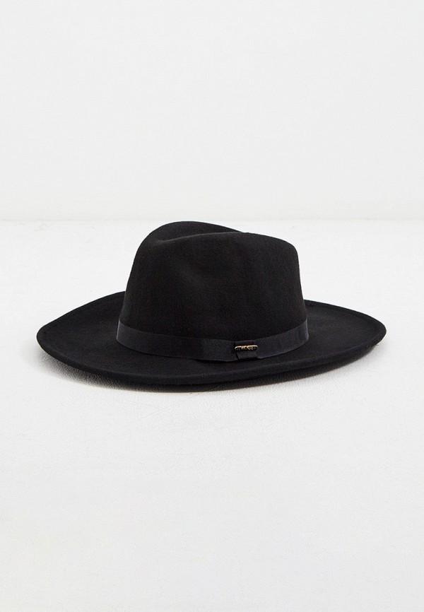 женская шляпа twinset milano, черная
