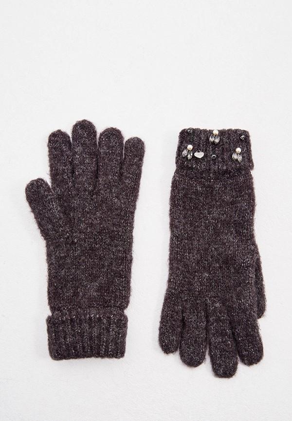 женские перчатки twinset milano, серые