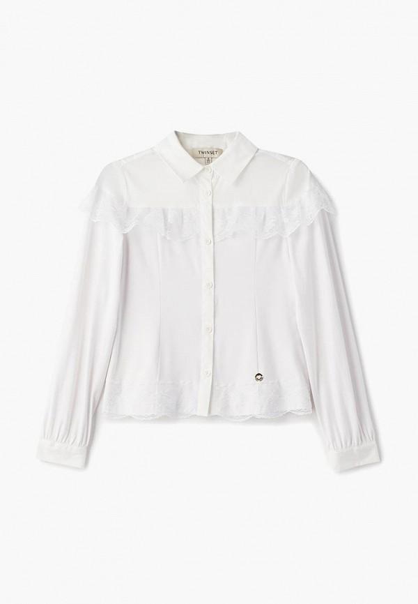 Блуза Twinset Milano Twinset Milano TW008EGDBLV2 блуза xs milano блузы в горошек