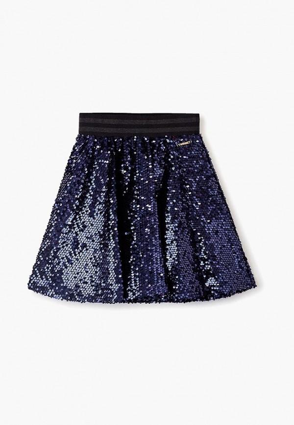 юбка twinset milano для девочки, синяя