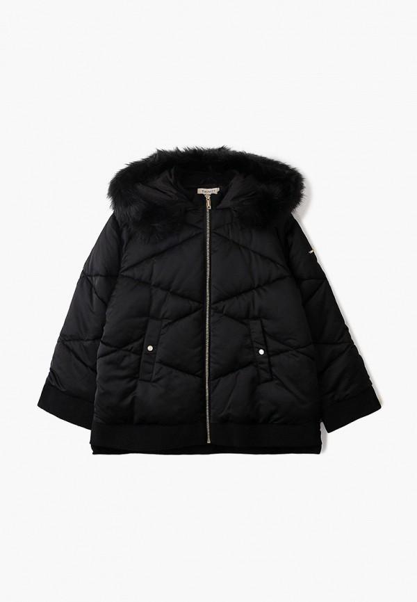 Куртка для девочки утепленная Twinset Milano 192GJ2031