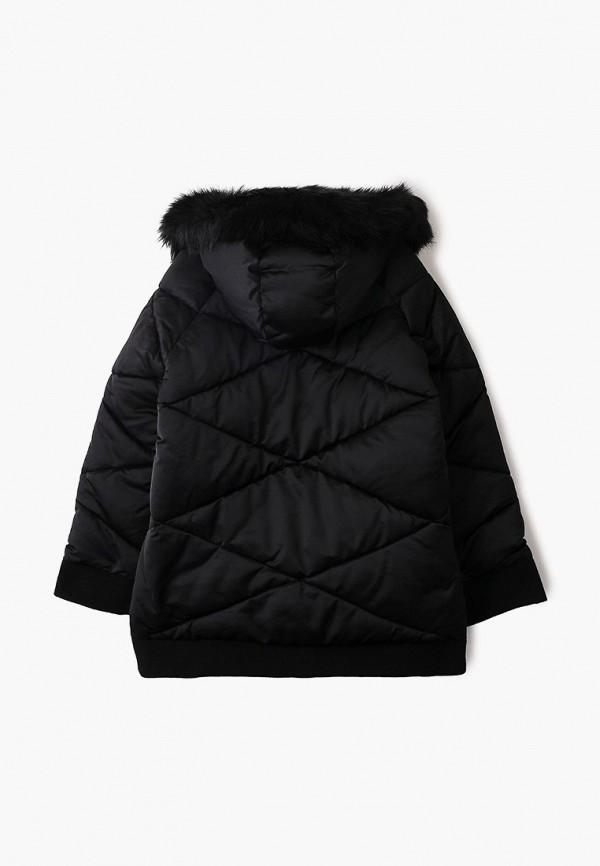 Куртка для девочки утепленная Twinset Milano 192GJ2031 Фото 2