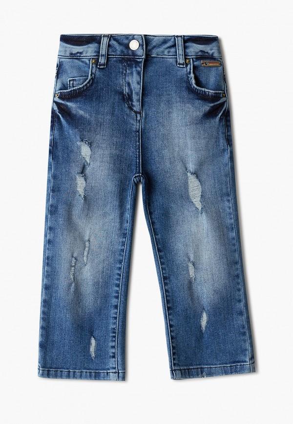 джинсы twinset milano для девочки, синие