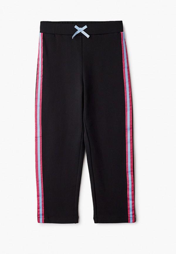 спортивные брюки twinset milano для девочки, синие