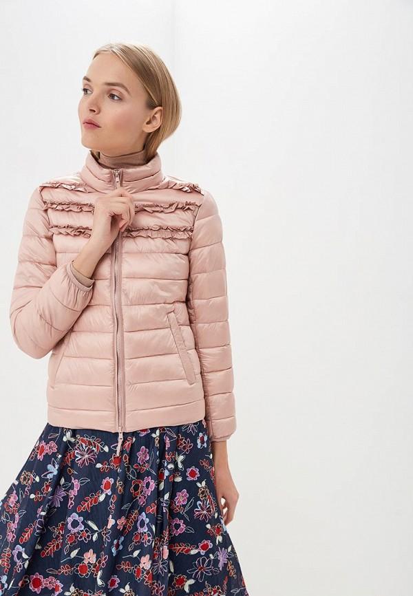 Куртка утепленная Twinset Milano Twinset Milano TW008EWBWOS5 женское бикини twinset