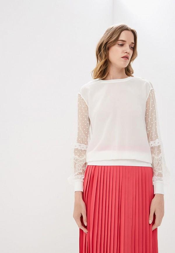 Блуза Twinset Milano Twinset Milano TW008EWBWPC5 блуза xs milano блузы в горошек