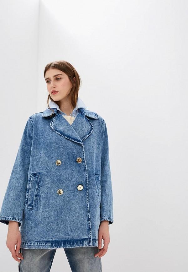 все цены на Куртка джинсовая Twinset Milano Twinset Milano TW008EWEHTZ6 онлайн