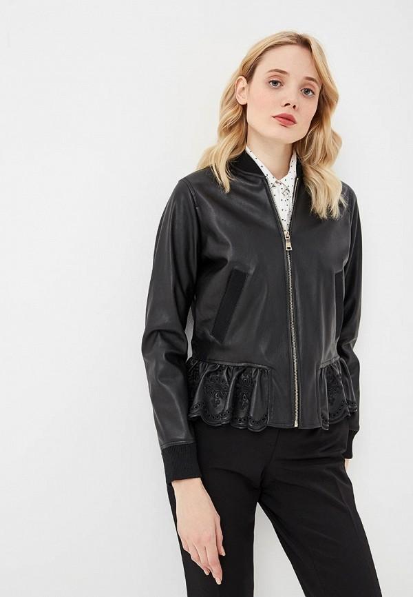 все цены на Куртка кожаная Twinset Milano Twinset Milano TW008EWEHTZ9 онлайн