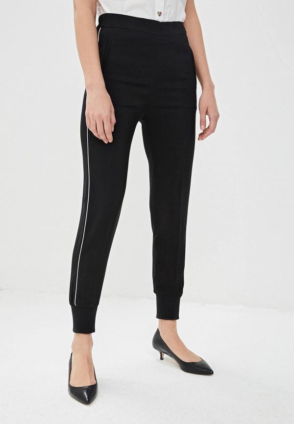женские повседневные брюки twinset milano, черные
