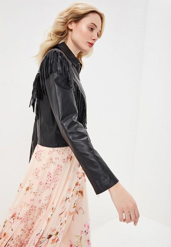 все цены на Куртка кожаная Twinset Milano Twinset Milano TW008EWEHUY2 онлайн