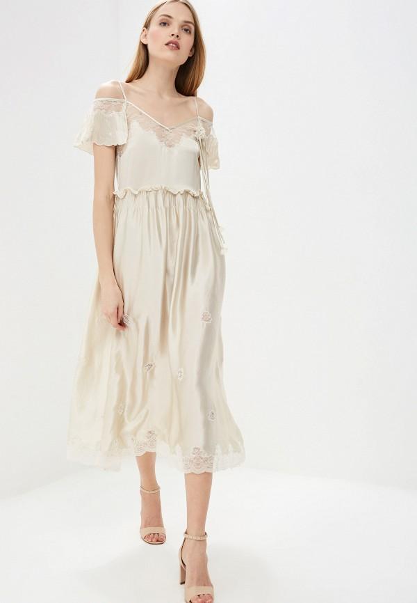Платье Twinset Milano Twinset Milano TW008EWEHUZ8 цена