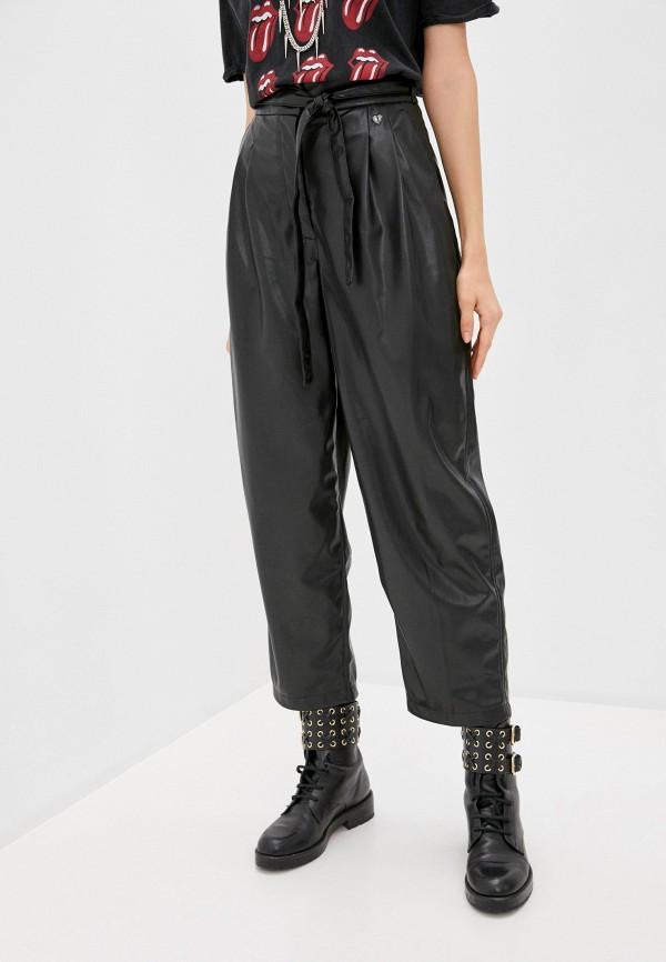 женские брюки twinset milano, черные