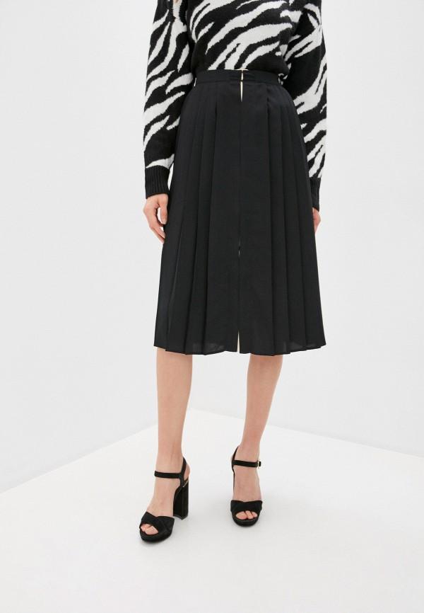 женская юбка twinset milano, черная