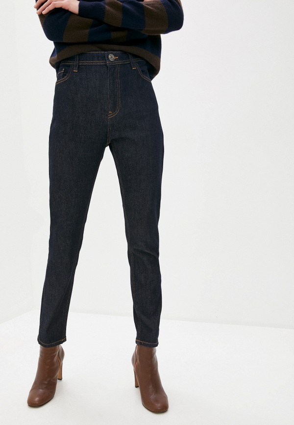 женские джинсы twinset milano, синие