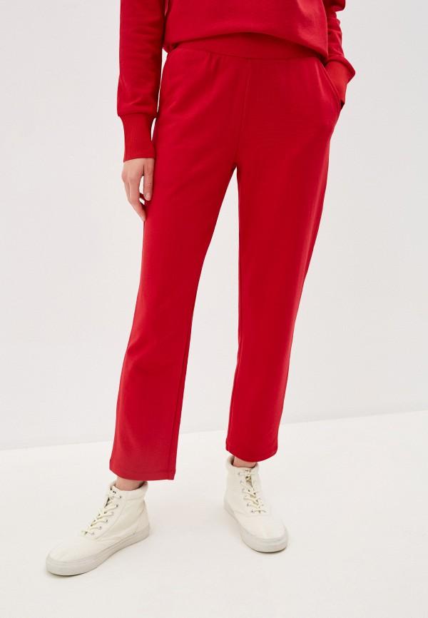 женские спортивные брюки twinset milano, красные
