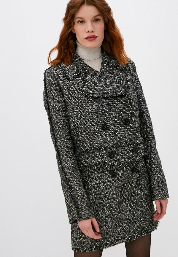 женская куртка twinset milano, серая
