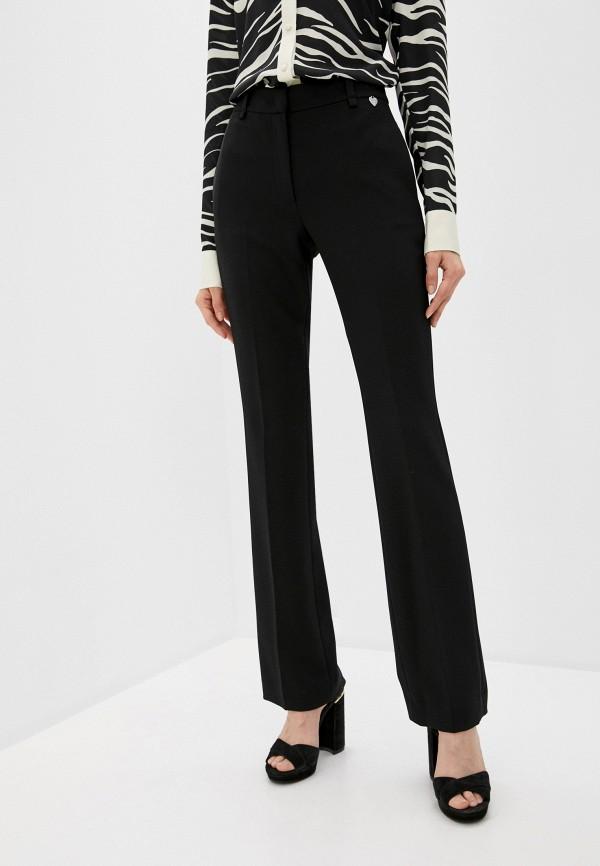 женские классические брюки twinset milano, черные