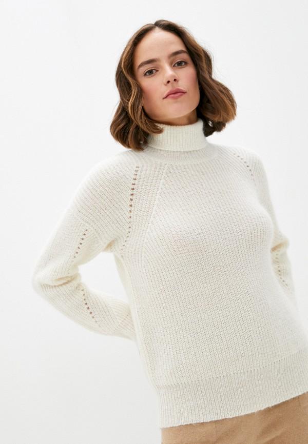 женский свитер twinset milano, белый