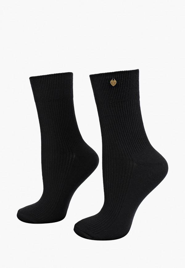 женские носки twinset milano, черные