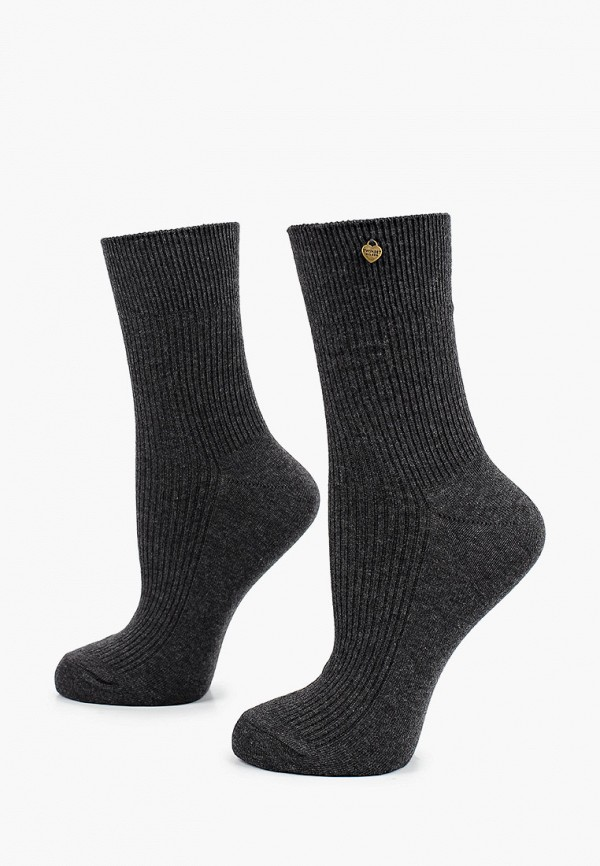 женские носки twinset milano, серые