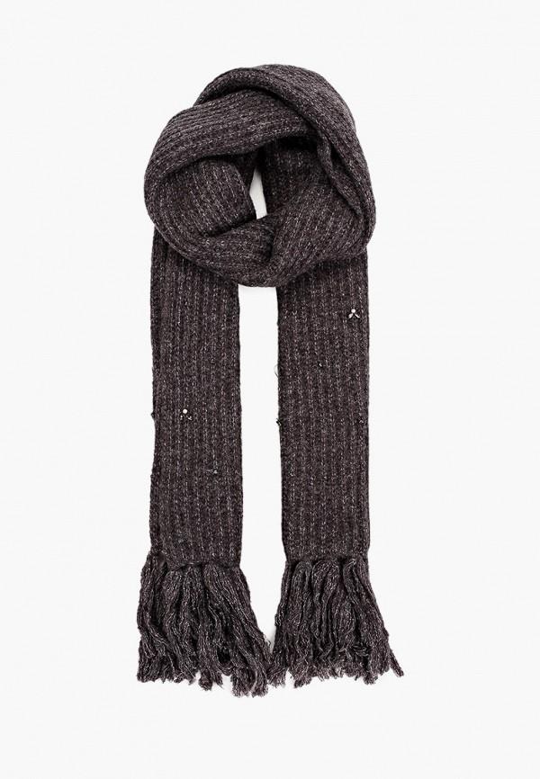 женский шарф twinset milano, серый