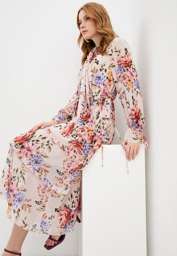 женское повседневные платье twist & tango, разноцветное