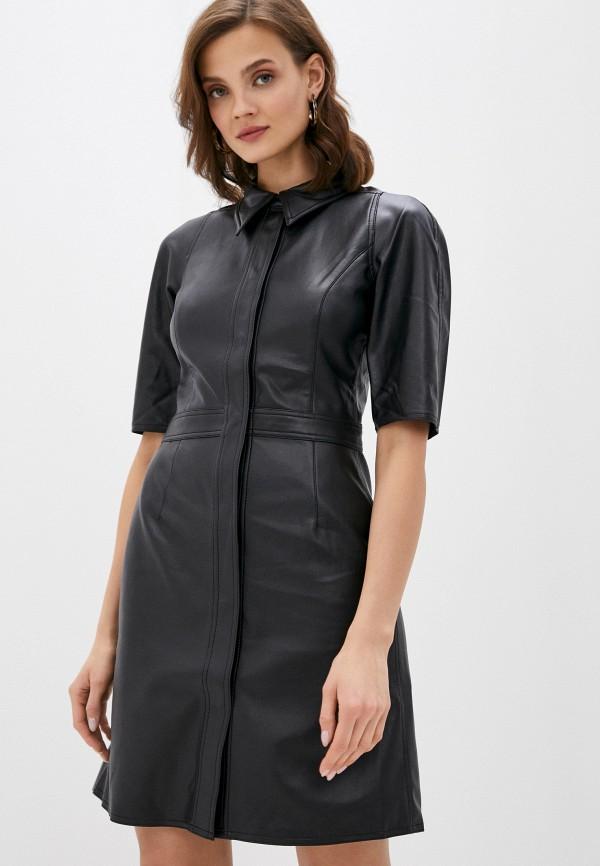 женское платье twist & tango, черное