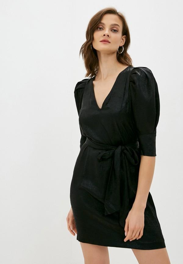 женское повседневные платье twist & tango, черное