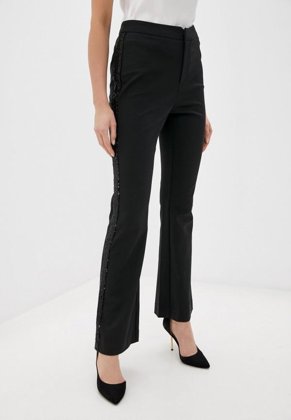 женские повседневные брюки twist & tango, черные