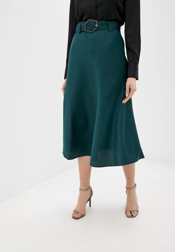 женская юбка twist & tango, зеленая
