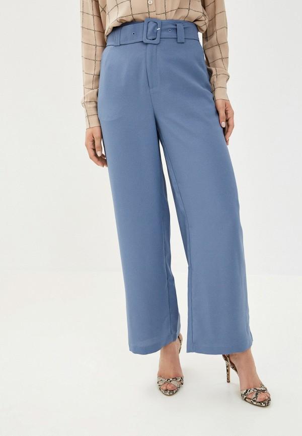 женские повседневные брюки twist & tango, синие