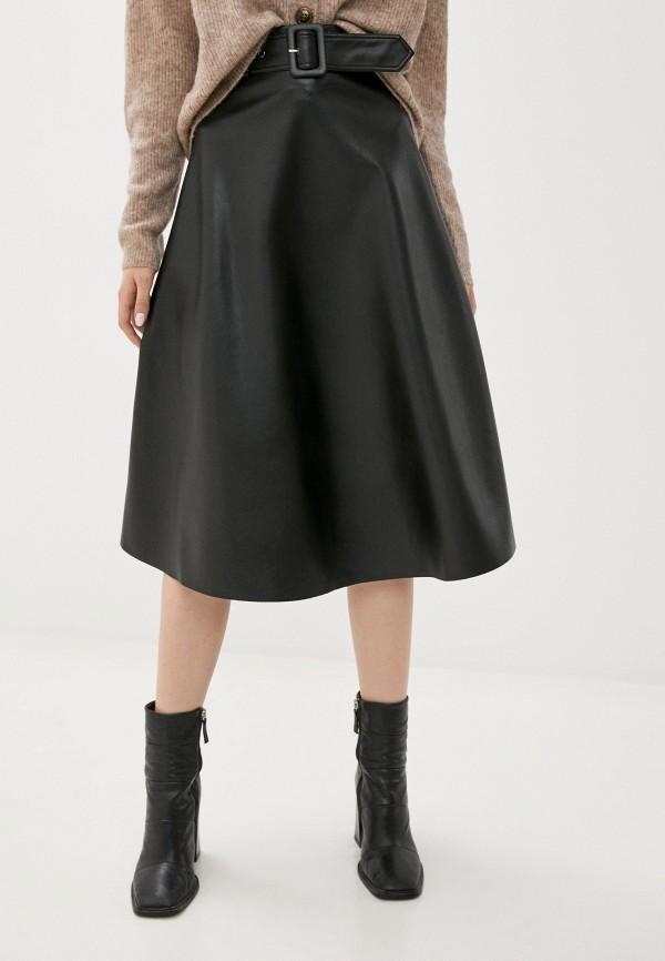 женская юбка twist & tango, черная