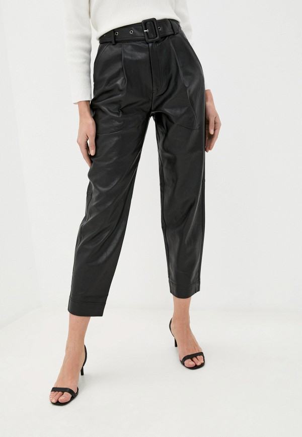 женские брюки twist & tango, черные